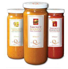 Q Qourmet BBQ Sauces